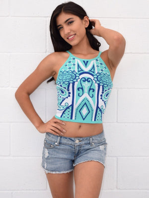 Aneese Crop Top