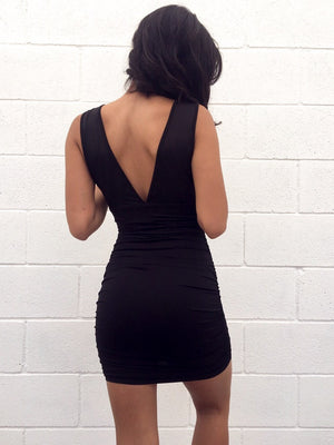 Brooklyn Dress - Dimesi Boutique