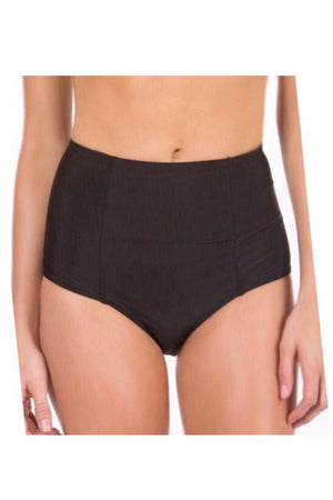 Beata Black Bikini Bottom - Dimesi Boutique