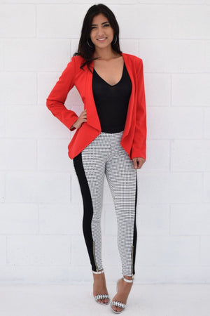 Sasha, Long Sleeve Blazer - Dimesi Boutique