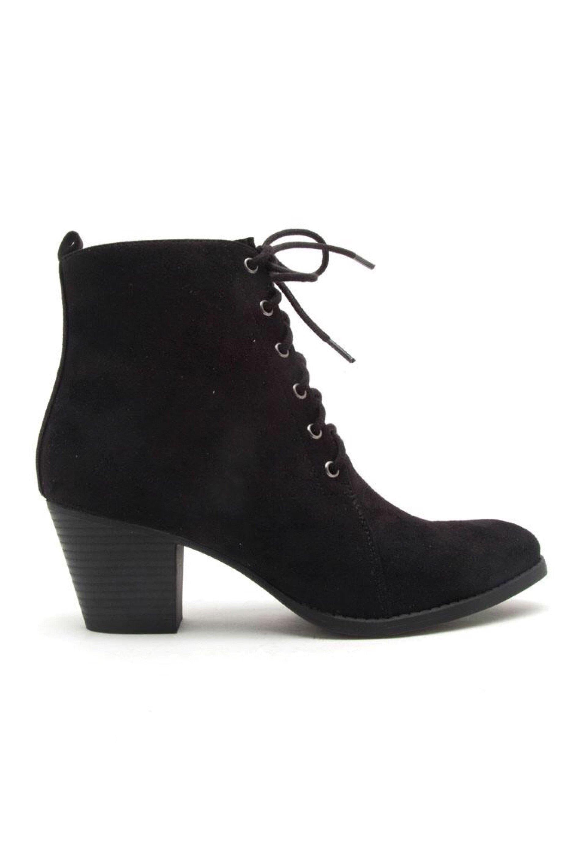 Morrision Black high heel Boots