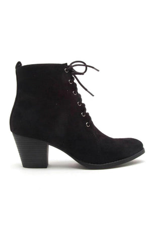 Morrision, Black high heel Boots - Dimesi Boutique