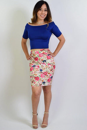 Brigit Pencil Skirt