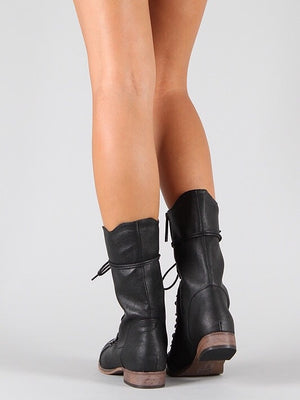 GEORGIA BOOTS - Dimesi Boutique