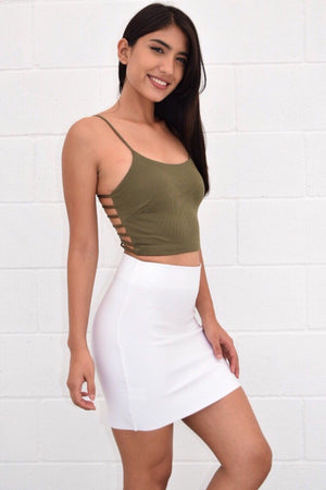 Annika Crop Top