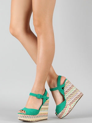 WINNA WEDGES - Dimesi Boutique