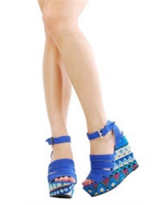 DOROTHY WEDGES - Dimesi Boutique