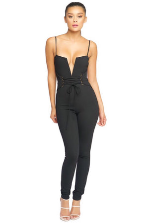 Katy Jumpsuit - Dimesi Boutique