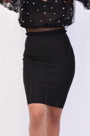Beatrice, Bandage pencil skirt - Dimesi Boutique