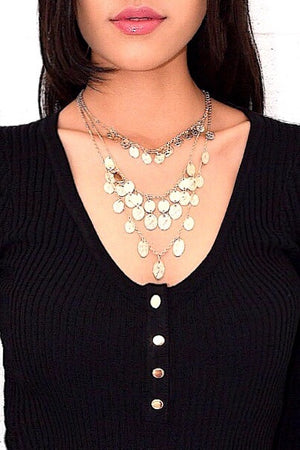 Kelly Necklace - Dimesi Boutique