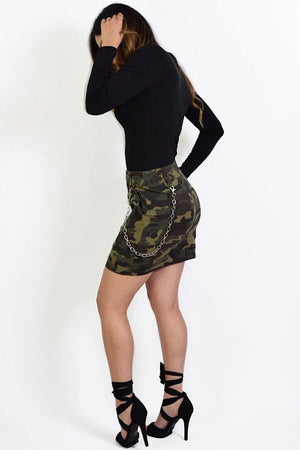 Gisel Skirt - Dimesi Boutique