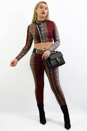 Kendall, Multicolor Set - Dimesi Boutique