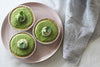 Delicious No-Bake Matcha Cheesecake