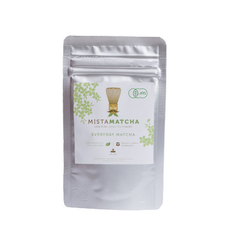 Image of 50g Organic Everyday Matcha