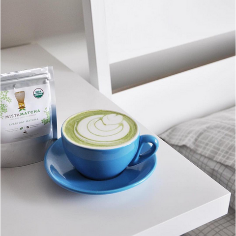 Image of Mista Matcha latte