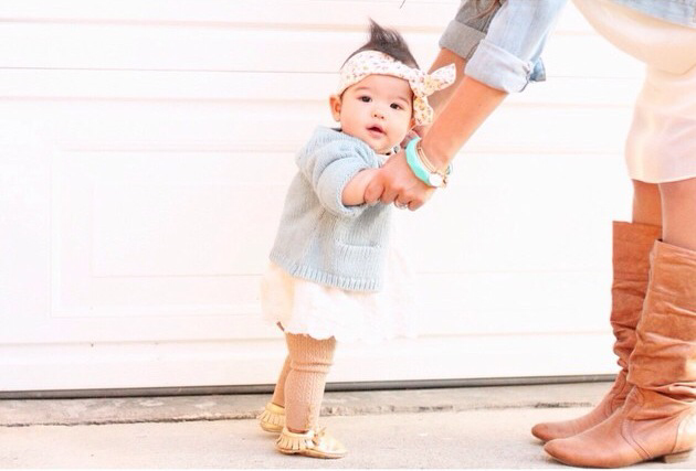 The Avery- Turquoise Teething Bracelet