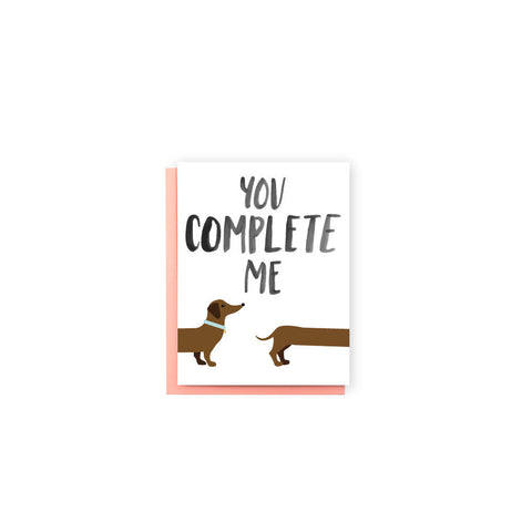 Love Card | You Complete Me