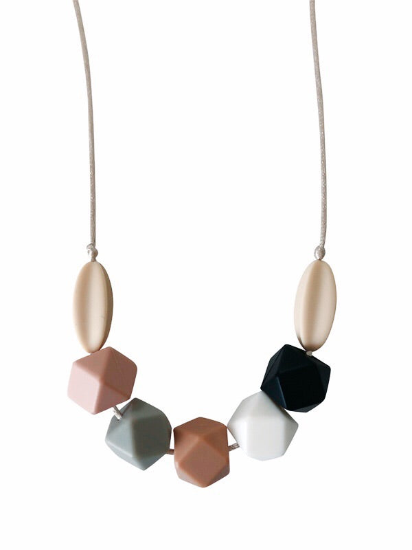 Load image into Gallery viewer, The Audrey Teething Necklace