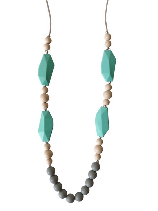 Load image into Gallery viewer, The Emma - Silicone Teething Necklace