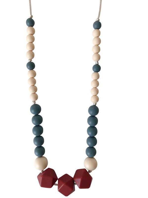 The Matthew Teething Necklace