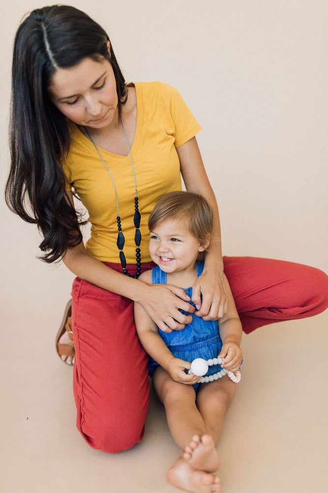 The Jack Teething Necklace