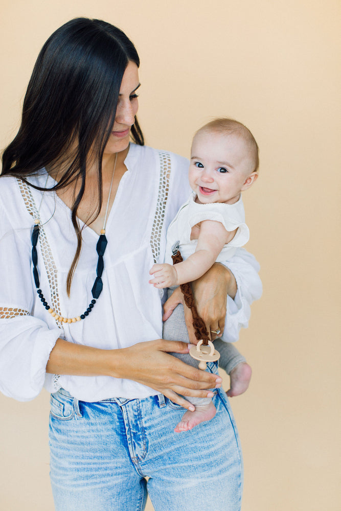 Load image into Gallery viewer, The Luke Teething Necklace