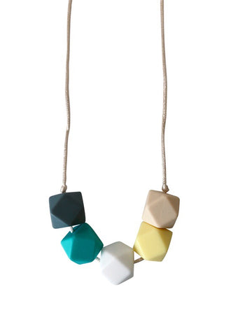 The Nina Teething Necklace