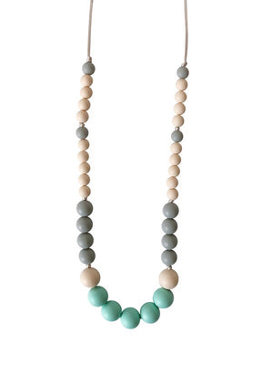 The Jenica Teething Necklace