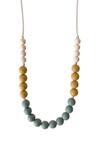 The Stephanie Teething Necklace