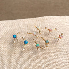 Opal: Dipper Earrings