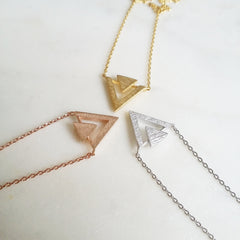 Apex Spike Necklace