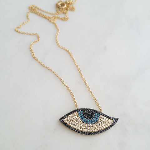 Evil Eye Spiritual Necklace