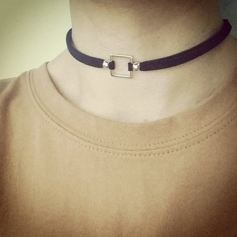 Choker: Open Square