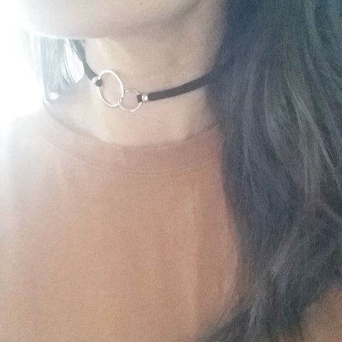 Choker: Double Rings
