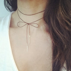 Choker Layer: Double Thread
