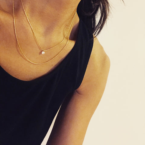 Layered Necklace: Da Basic