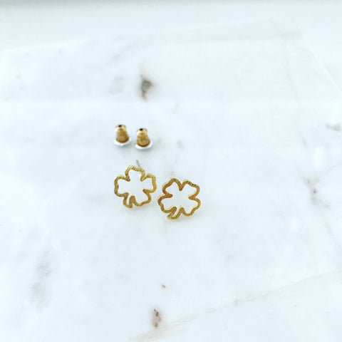 Clover / Shamrock Earrings