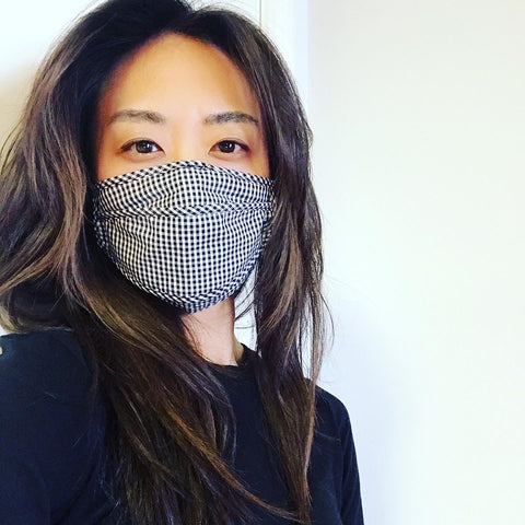 Protective Face Mask | Gingham
