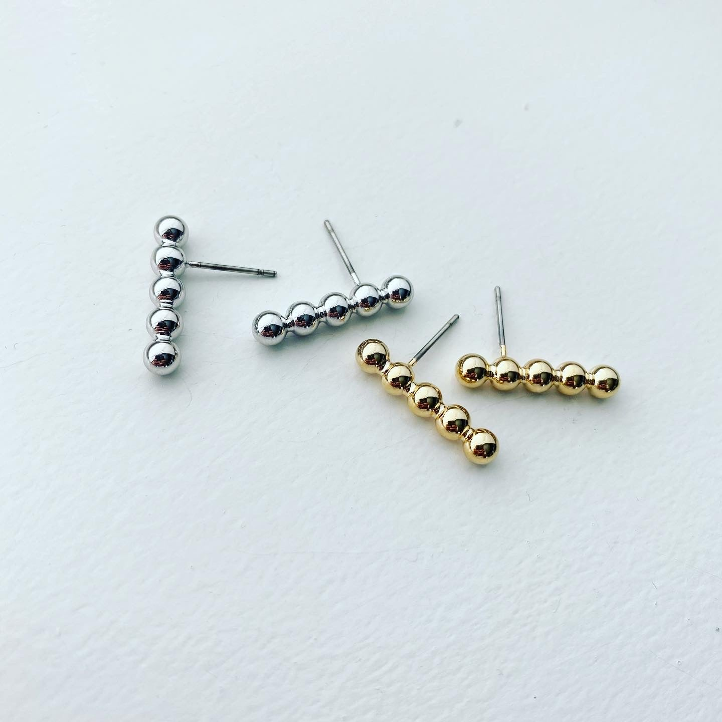 Dotty Stick Earrings