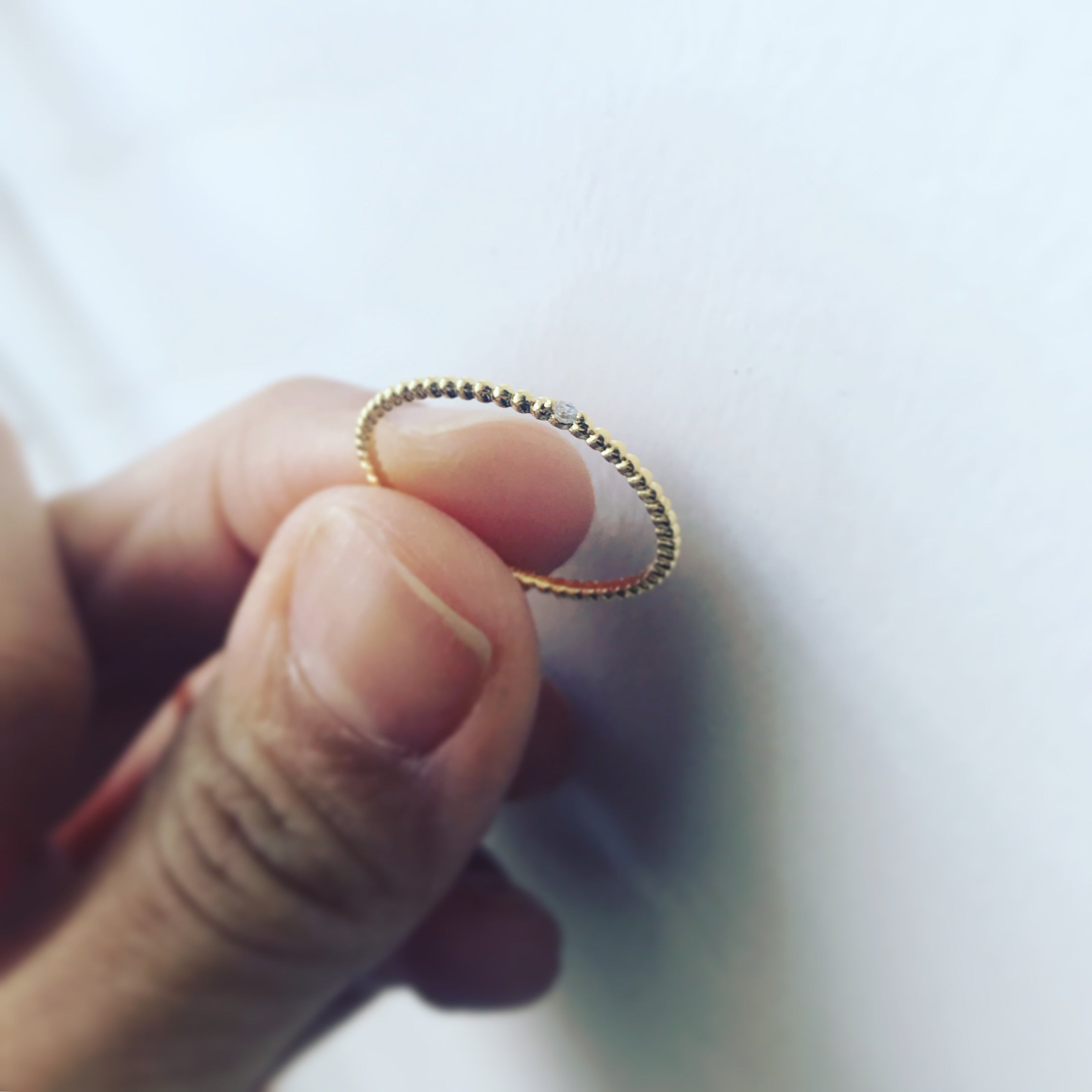 Barely There Ring