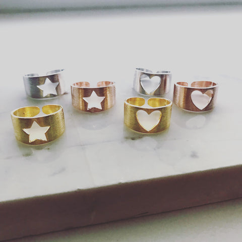 Cookie Cutter Ring