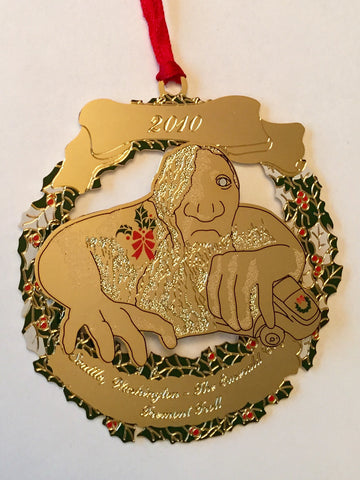 2010 Seattle Ornament: Fremont Troll