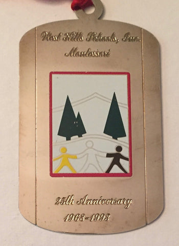 West Hills Montessori - 25th Anniversary (1993)