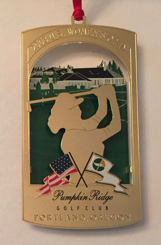 US Women's Open (Pumpkin Ridge Golf Club, Portland OR, 2003)