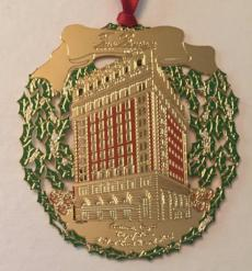 1997 Portland Ornament: The Historic Benson Hotel 85th Anniversary