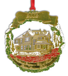 2002 Portland Ornament: Simon Benson House