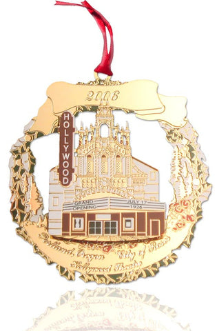 2006 Portland Ornament: The Historic Hollywood Theatre - 80th Anniversary