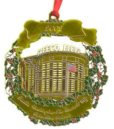 2002 Seattle Ornament: Safeco Field Rotunda