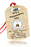 2013 Seattle Ornament: It's a Wonderful Life