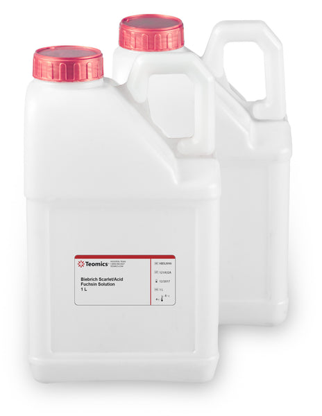 Biebrich Scarlet/Acid Fuchsin Solution - Teomics